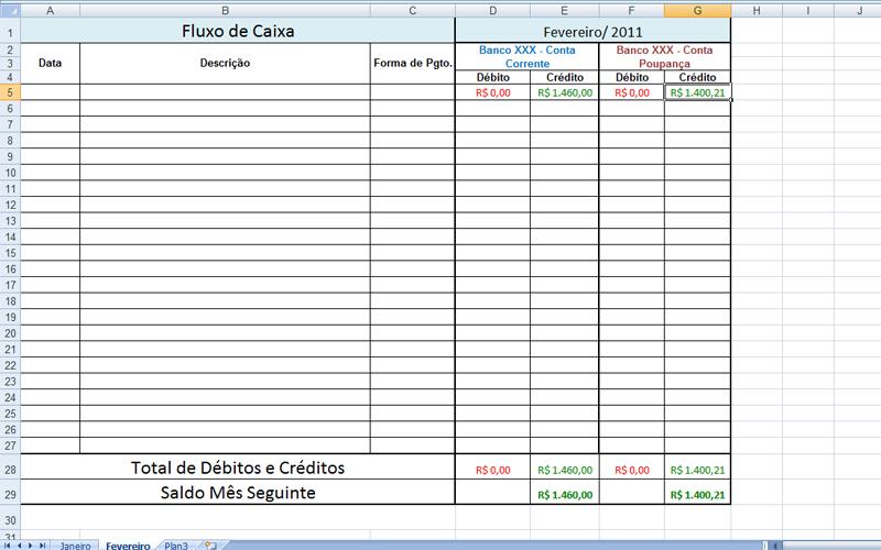 fluxo de caixa mostra cr u00e9dito e d u00e9bito de empresa  veja