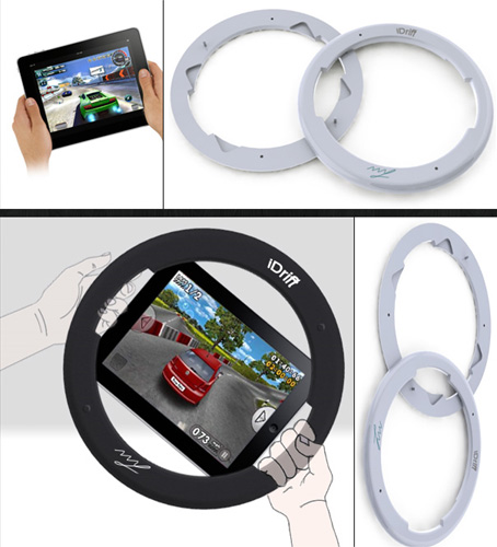Volante para iPad