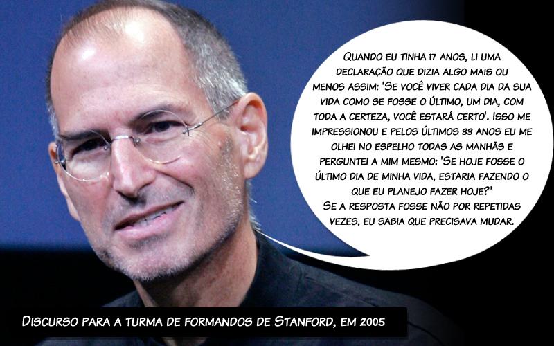 Frases Marcantes De Steve Jobs Fotos Tecnologia