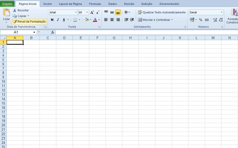 ... como bloquear células e pastas de trabalho no Excel - Fotos