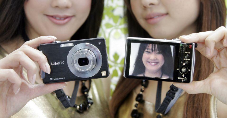 Câmera de 10 MP