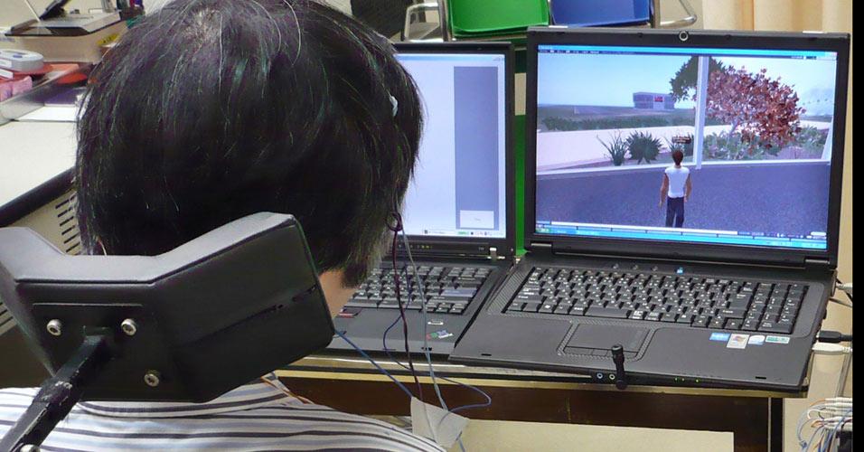Computador lê ondas cerebrais