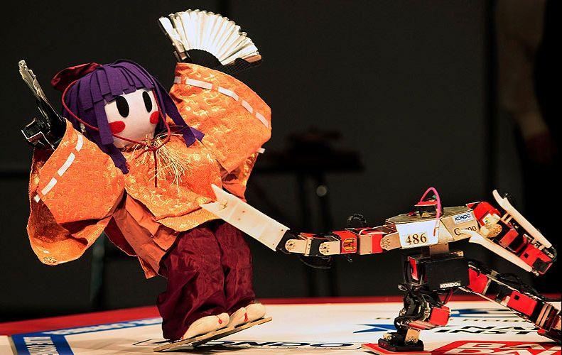 Robo Japan 2008