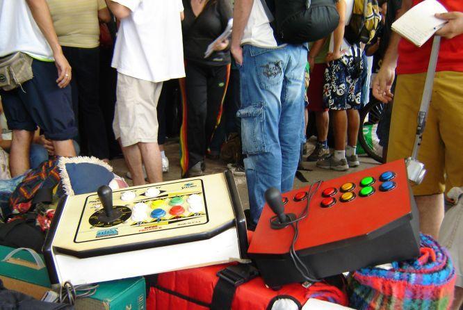 Arcade no CP'08