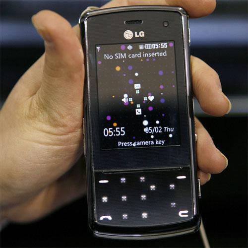 KF510, da LG