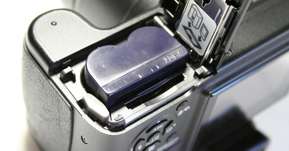 Bateria leve