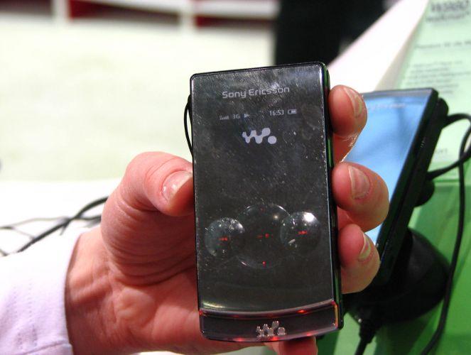 Sony Ericsson Walkman W980