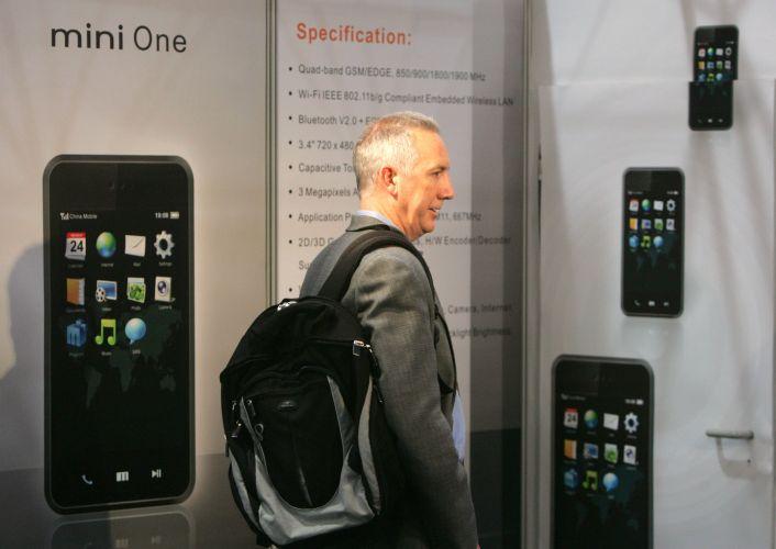 iPhone popular
