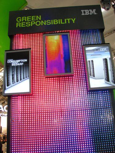 Painel 'verde' da IBM