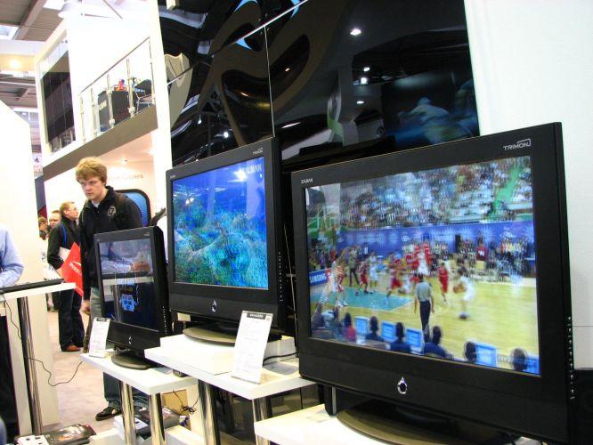 TV em 3D