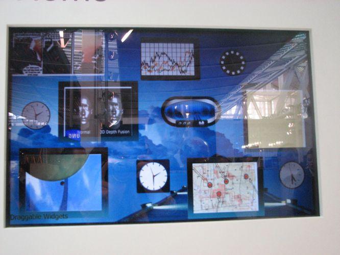 LCD duplo