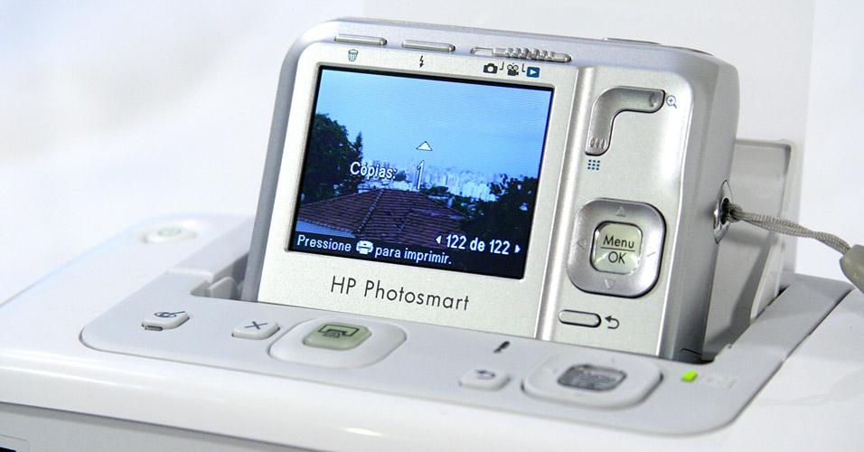 Câmera se acopla
