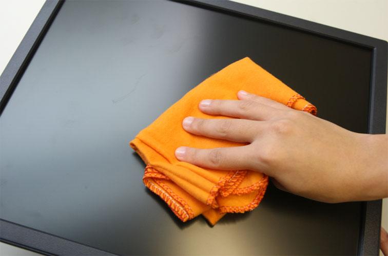 Passo 11 - Limpando a tela do monitor