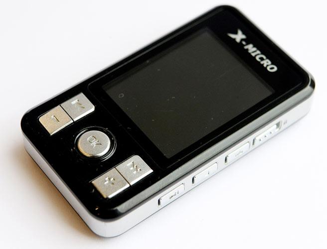X-Micro MP4 F510