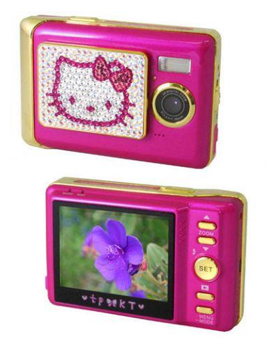 Câmera Hello Kitty