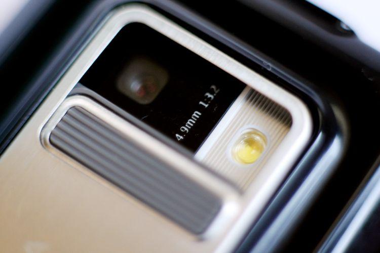 Câmera de 2 megapixels