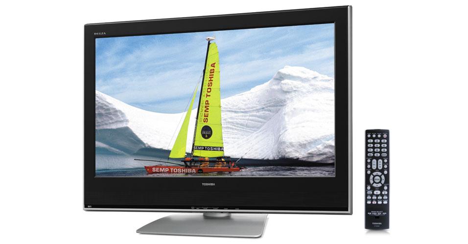 "Semp Toshiba LCD 26"""