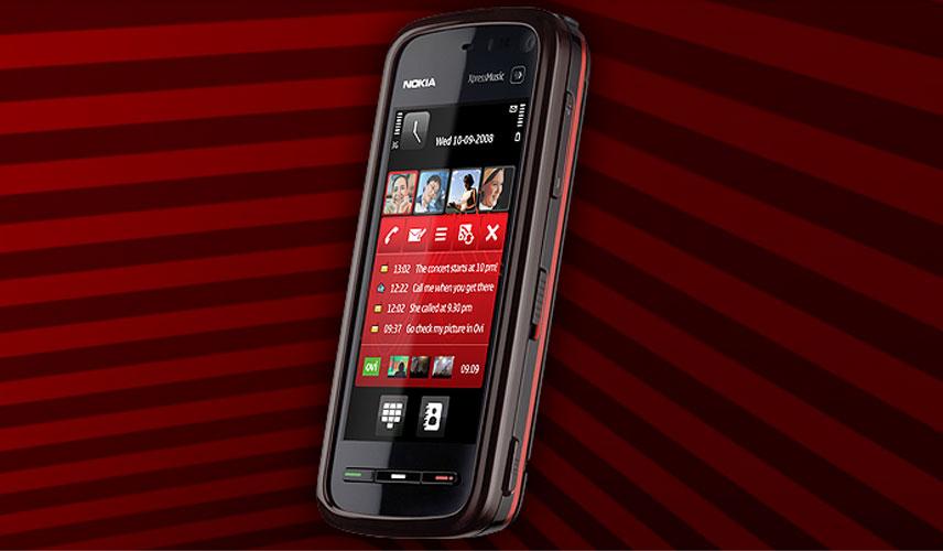 Nokia Xpress 5800