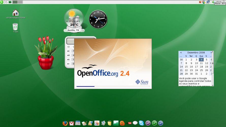 OpenOffice 2.4