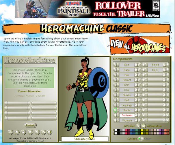 Super-herói ou heroína