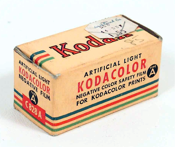 Kodachrome, 1935