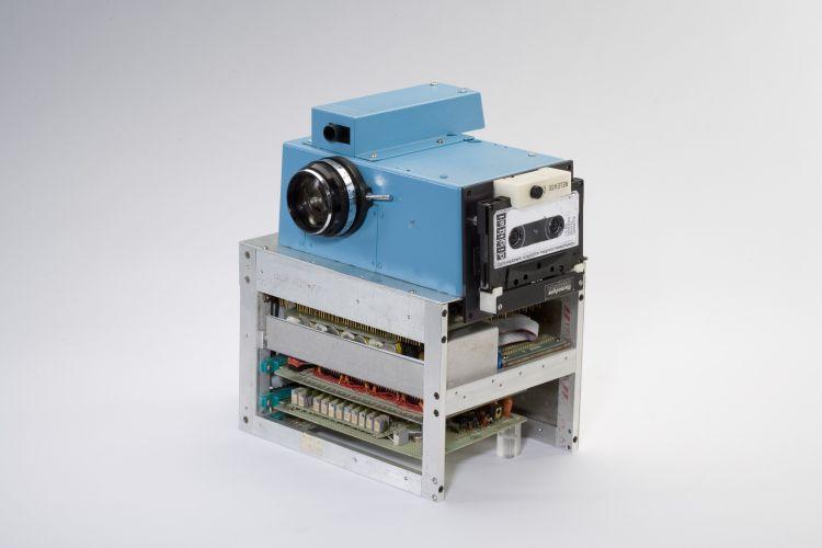 Câmera digital, 1975