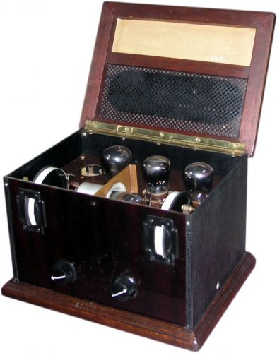 Rádio, 1895