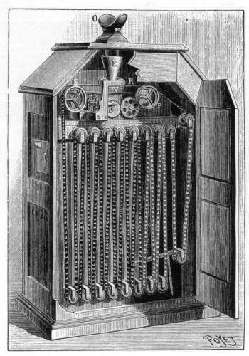 Cinetoscópio, 1888