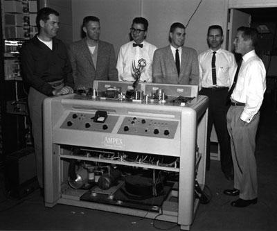 Videotape, 1951