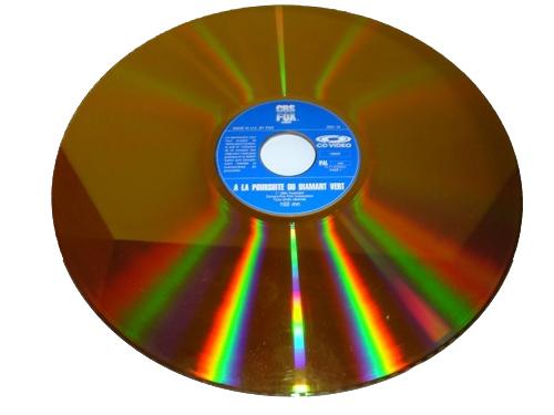 Laserdisc, 1958