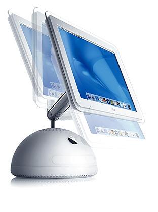 2002 - iMac remodelado