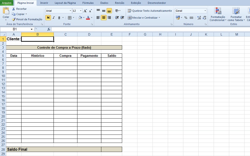 Planilha No Excel Ajuda Comerciante A Controlar Vendas No