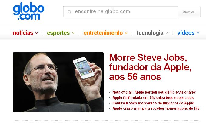 Steve Jobs Eventos Tecnologia